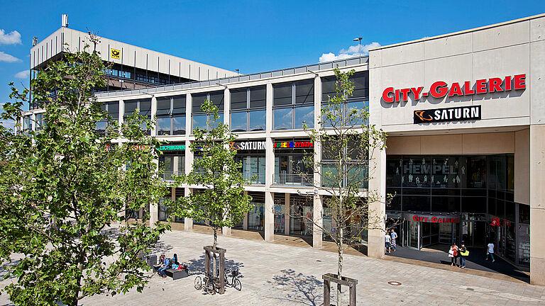 City Galerie Wolfsburg Grosses Sortiment In 100 Shops